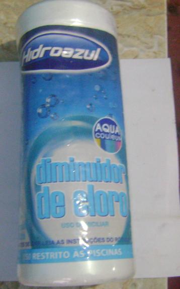 diminuidor de cloro