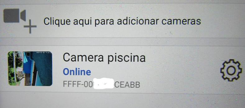 Câmera CamHi - www tratapiscina com br